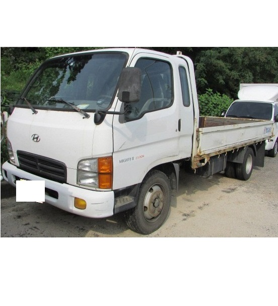 2000 Hyundai Mighty 2.5 T Used Truck