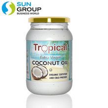 Organic Certified Extra Virgin coconut oil - USDA NOP