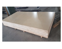 Attractive price Melamine board on plywood/mdf in highest quality