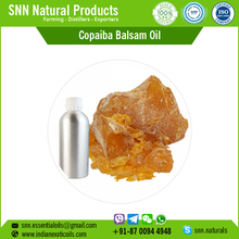 Supplier of Copaiba Balsam Oil