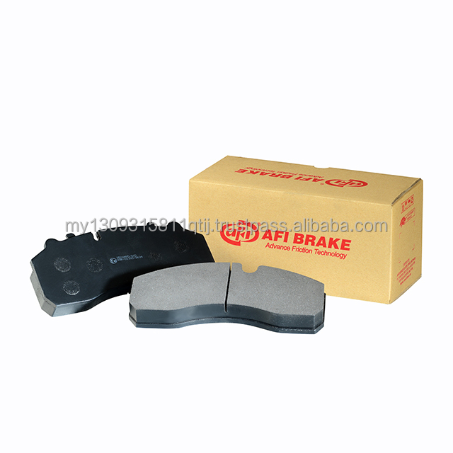 COMMERCIAL VEHICLE BRAKE PAD