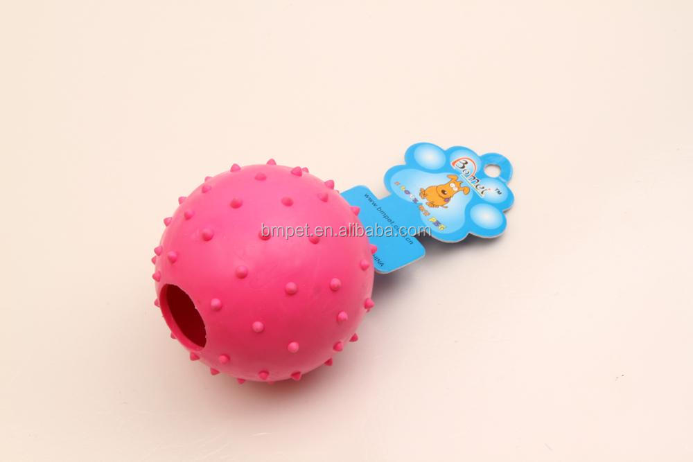 Hot Design Wholesale Durable Pets Dog Toy Ball Pet Food Ball