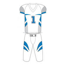 Football jersey new model in American football uniforms