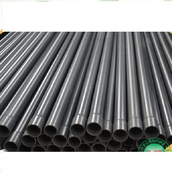 UPVC PIPE best price for drainage 100mm