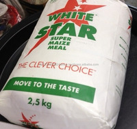 Premium Quality Super White Star Maize Meal
