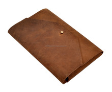 Vintage Handmade New Design Hunter Leather Tablet Case