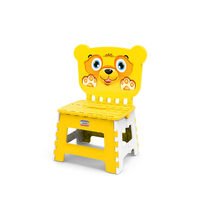 baby children school chair can be assembly foldable PP Plastic chair easy use eco friendly save space