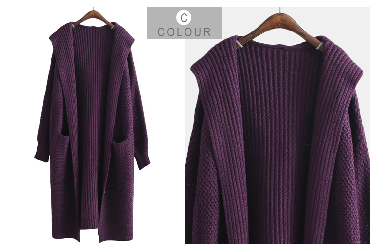 2017 latest Knit Coat jersey knit merino wool fabric long coat design spring autumn winter wear