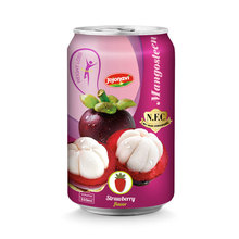 Mangosteen juice with strawberry flavor Fruit juice wholesales for 330ml