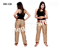 Ladies Wide Leg Flared Loose Pants Palazzo pants- Women High Waist Stretch Wide Leg