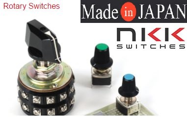 High quality and Multipurpose momentary push button switch with multiple functions made in Japan