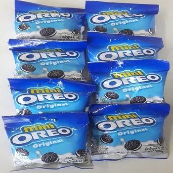 [THQ VIETNAM ]OREO Mini Cookies Original Biscuit with Vanilla / Wholesale Biscuit / Oreo Cookies