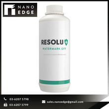 RESOLU+ WATERMARK OFF Dirt Removal Glass Watermark Remover Liquid Nano Ceramic Silica Glass Coating