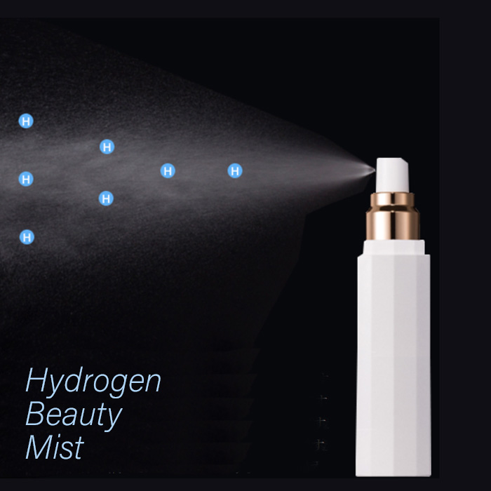 Hydrogen infuser, moisturizing essence BISOSUI made in Japan