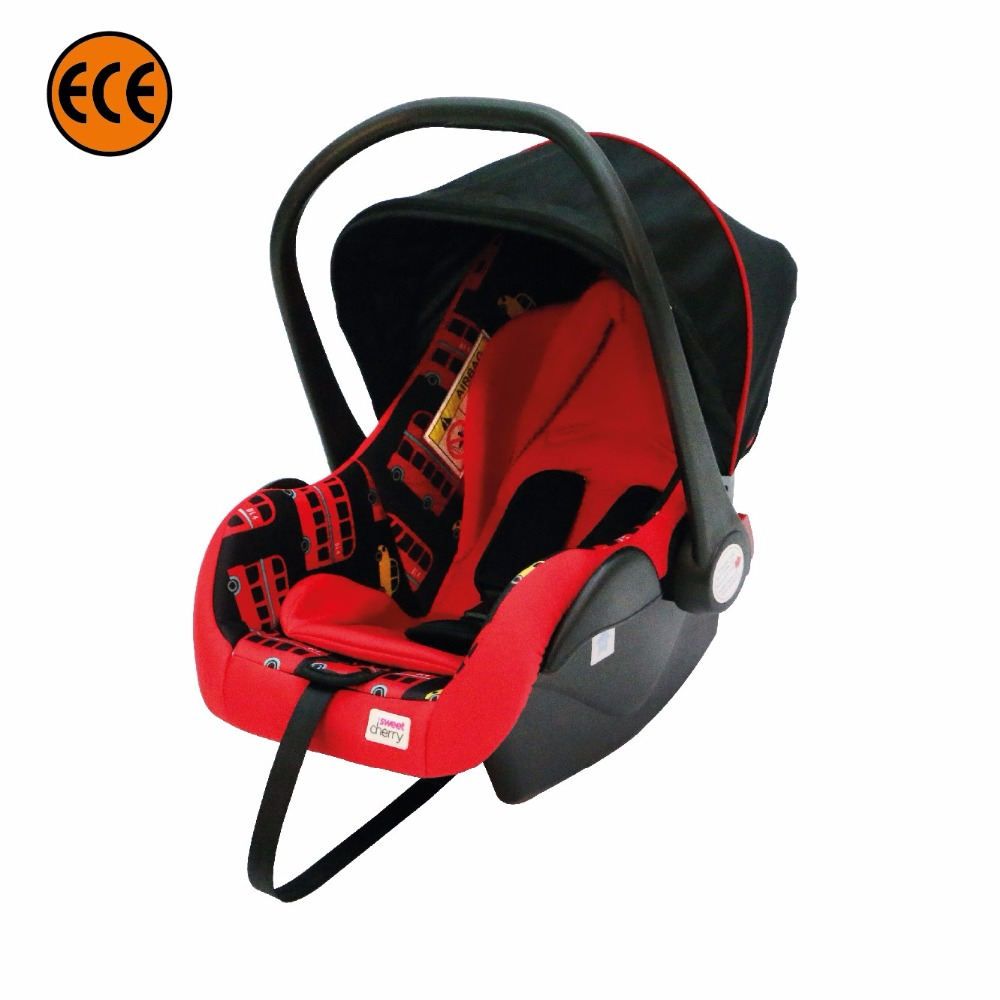 LB321A Fuji Carrier Carseat - Sweet Cherry Infant Combination Carseat