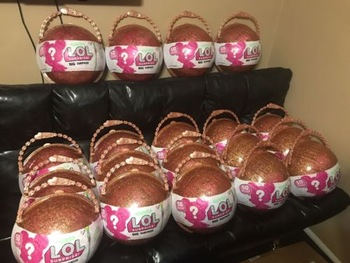New 100% Genuine LOL Surprise Big Surprise Doll LIMITED EDITION 50 SURPRISES! L.O.L. dolls Ready to Shipped