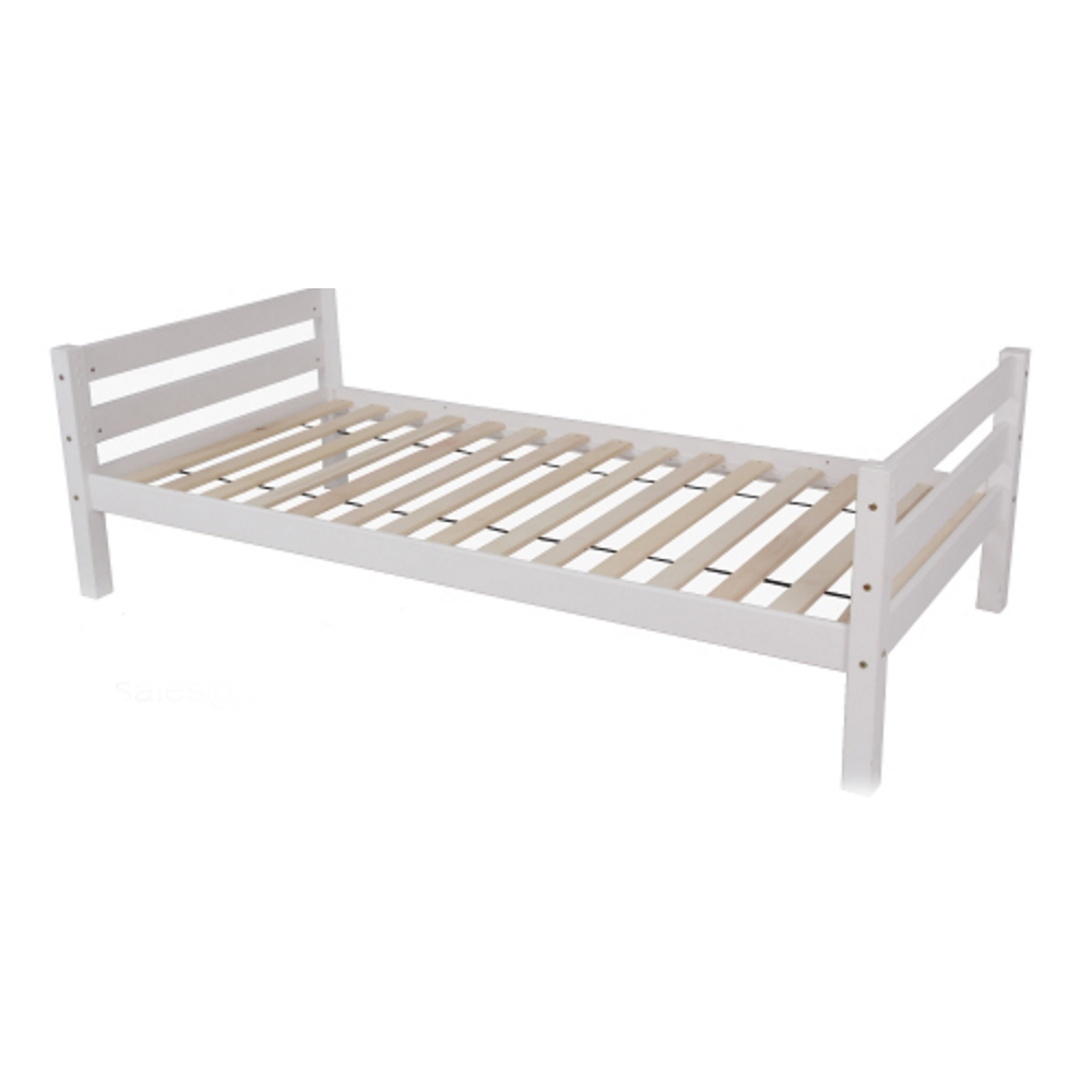 Low Bunk Bed Wooden Separable Bunk Bed for Kids