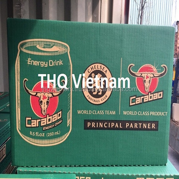 CARABAO energy drink from THQ VN