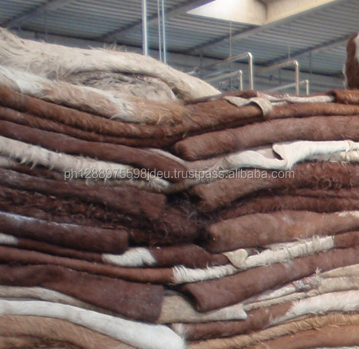 salted cow hides Genuine Leather Dry And Wet Salted Donkey/Goat Skin /Wet Salted