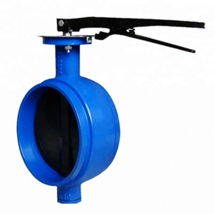 PN16 with EPDM Seat Grooved End price nbr butterfly valve seat ring kitz