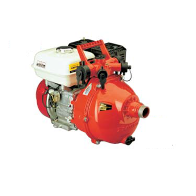 Double Impeller Gasoline Water Pump