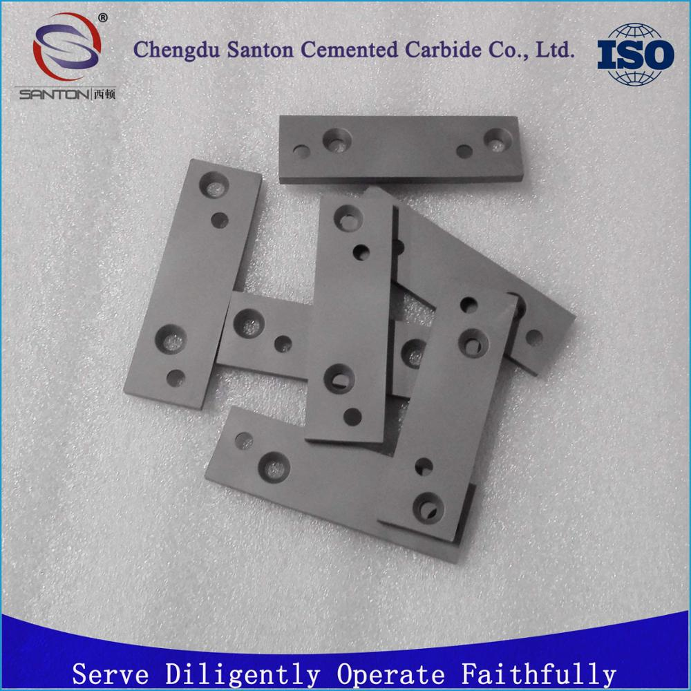 custom made cemented carbide blades