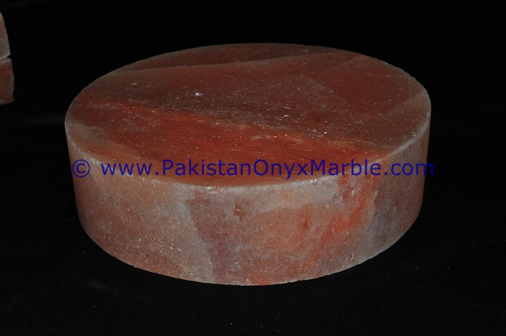 High Quality Kitchen Used himalayan white salt cooking tiles Square