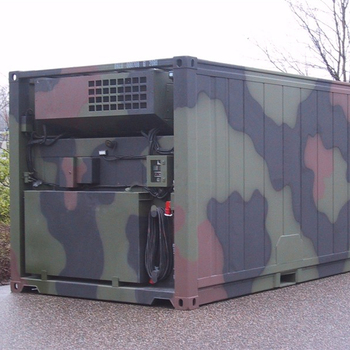 Military Container Solution