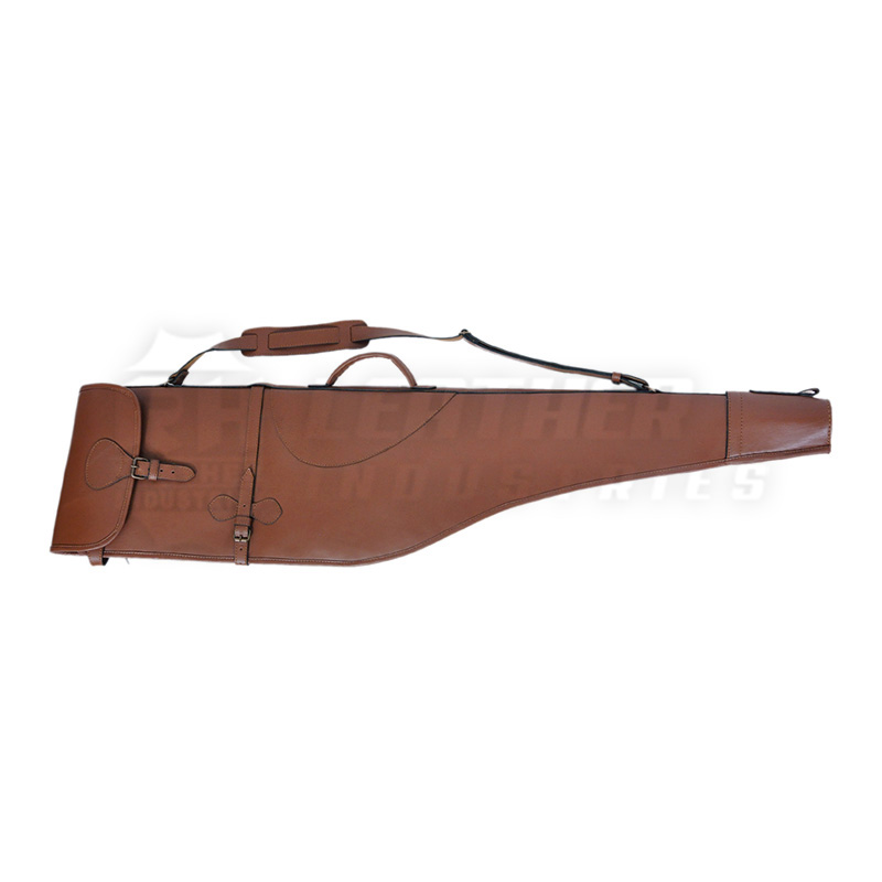 Hot Sale & Best Quality Leather Gun Bag / Leather Gun Cover / Leather Gun Case