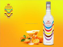 Vodka with Orange Flavor