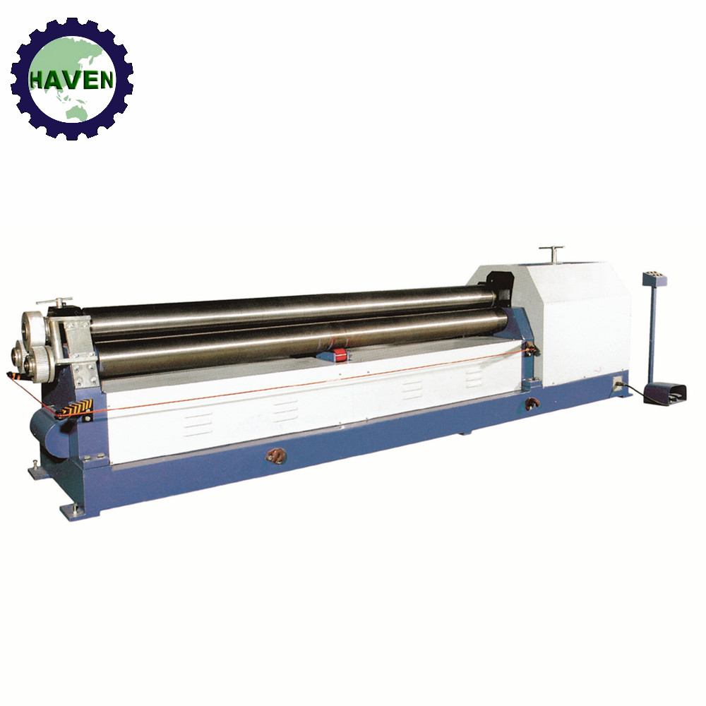 3 roller mechanical metal sheet rolling machine <strong>W11</strong> series