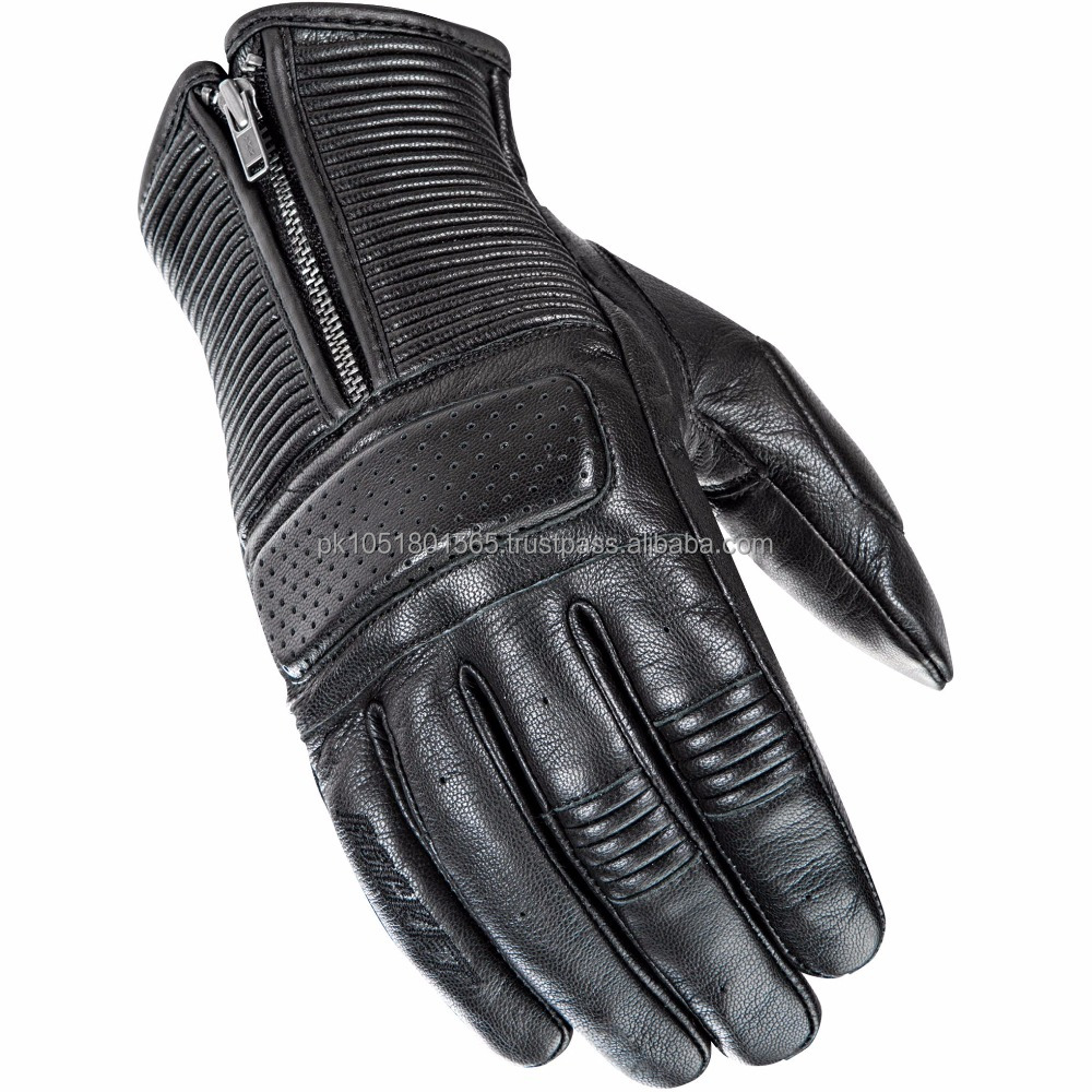 CAFE RACER MOTOR BIKE GLOVES 2017