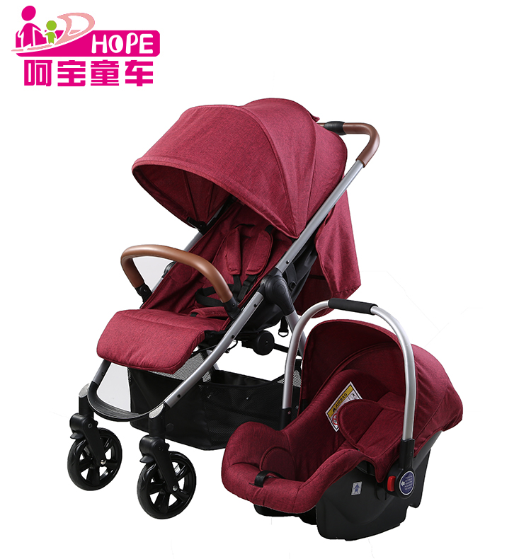 baby stroller 3 in 1 with carseat