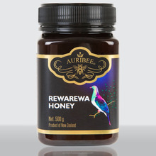 Auribee Rewarewa Honey 500g