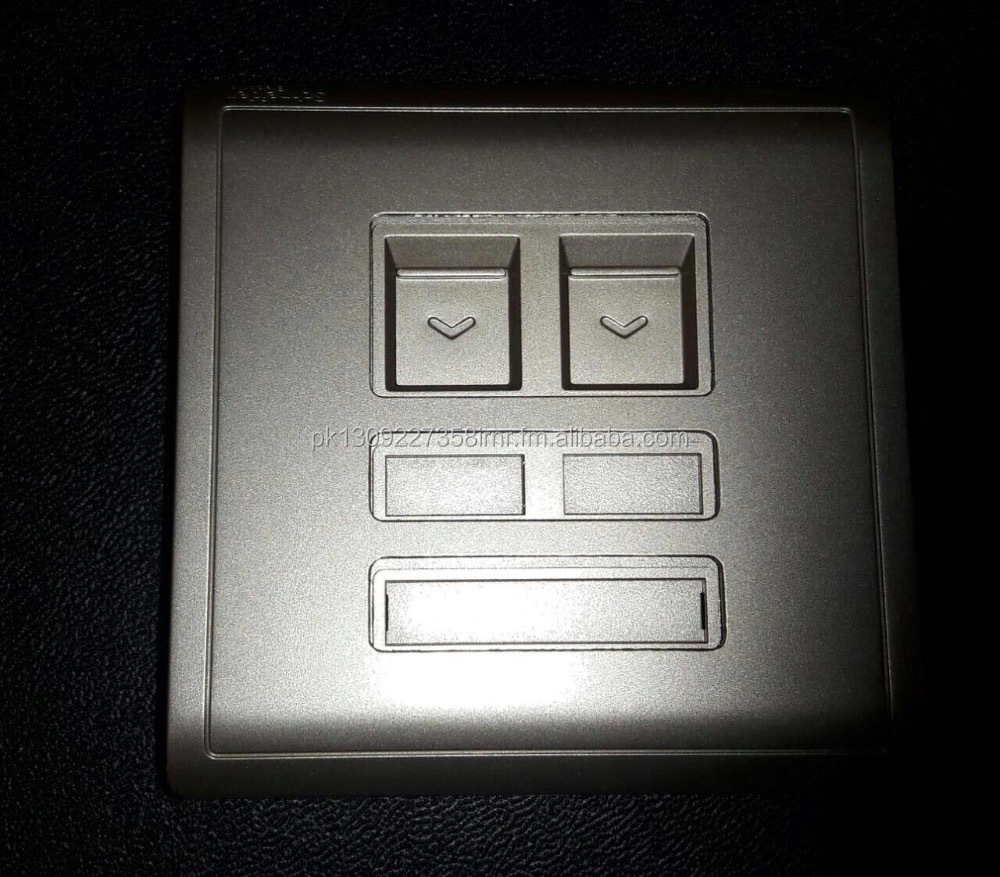 Electrical switches and plugs
