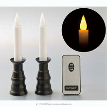Compact and Eco-friendly led candle light for a buddhist altar created by Japan