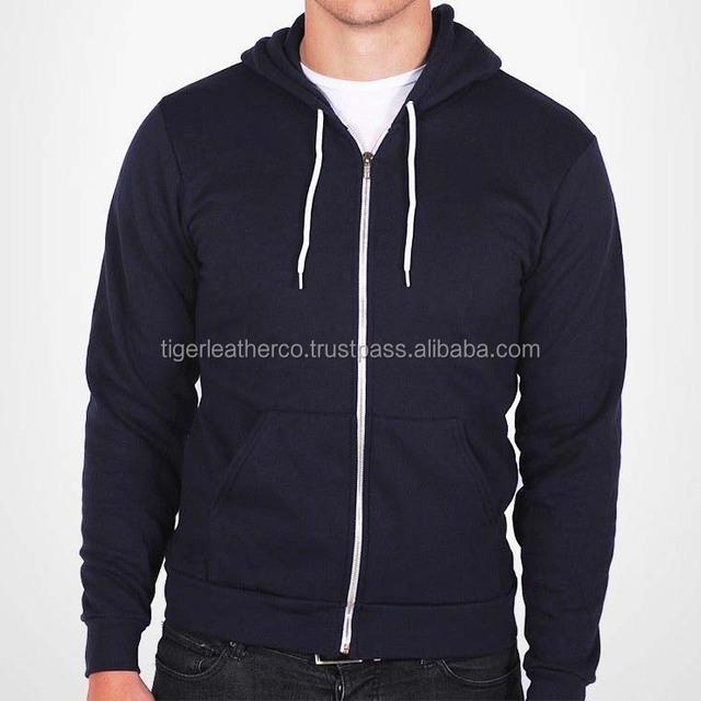 bonded jersey to polar fleece two-side wear hoodie (tl-15008)