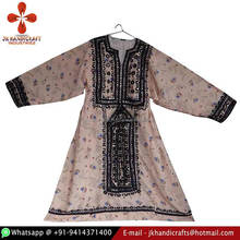 Indian Ethnic Traditional Hand Embroidered Baluchi Dress