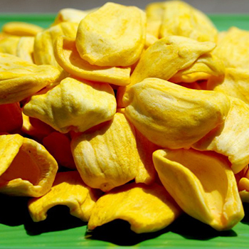 Hot Sales Freeze Dried Jackfruit Chips