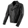 Biker Leather Jacket 100% leather jackets Men's Cowhide Leather Scooter Jacket