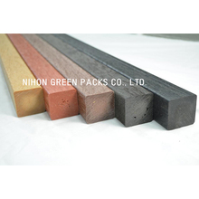 Bulk lumber for temporary work materials and construction materials