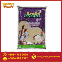 100% Sorted Parboiled Jati brands White Rice