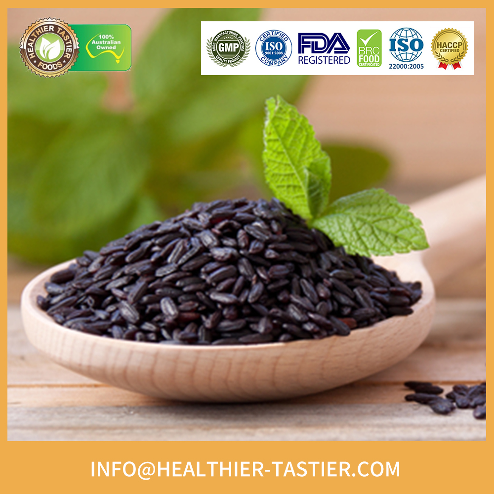 high quality best sale black rice with cheapest price