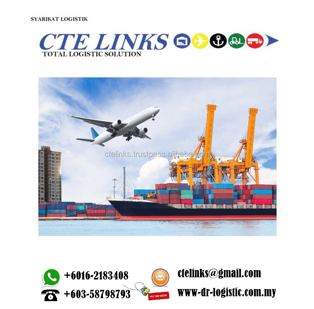 FREIGHT & FORWARDING (IMPORT & EXPORT)