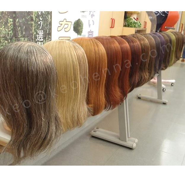 Wholesale Natural Hair Dye