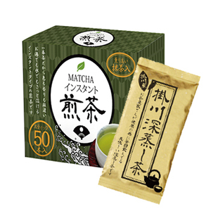Reliable and Healthy slim green tea with matcha made in Japan
