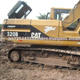 Lower Price Used Caterpillar 320B Crawler Excavator with High Quality on sale