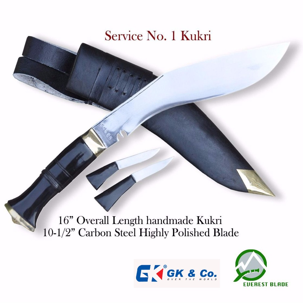 "10""Blade standard issue khukuri-issue to bristish army,Gurkha knives,handmade knife from Nepal"