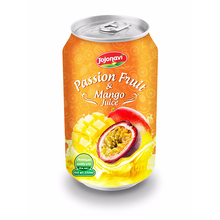 Passion fruit juice Organic Fruit juice good for weight loss canned 330ml