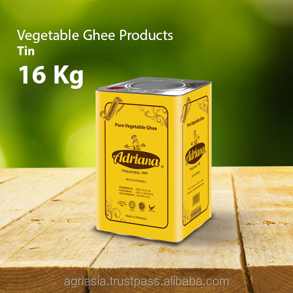 VEGETABLE GHEE VANASPATI 100% HALAL KOSHER PALM OIL FROM MALAYSIA